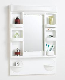 クリナップ 洗面化粧台 BTG 一面鏡 蛍光灯タイプ