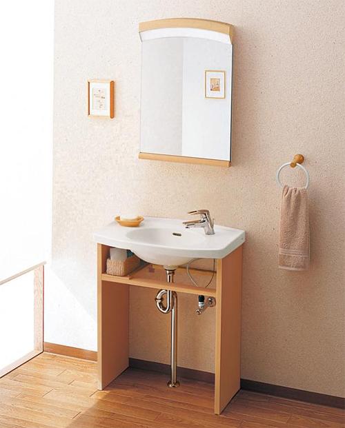 TOTO洗面化粧台 モデアシリーズ