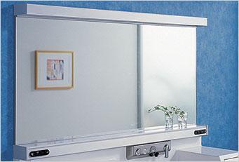 クリナップ アクリアサルーン 一面鏡