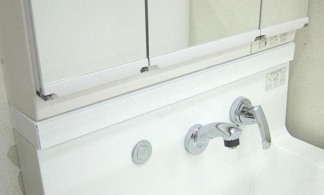 タカラスタンダード 洗面化粧台 『スライドトレイ』新発売!